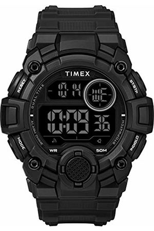 Timex Mens Digital Watch with Resin Strap TW5M27400