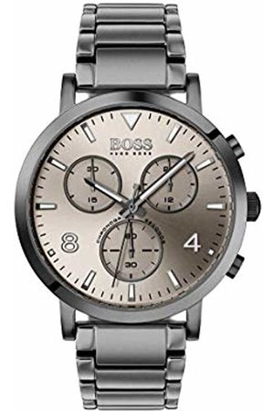 HUGO BOSS Mens Chronograph Quartz Watch with Stainless Steel Strap 1513695