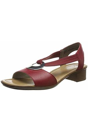 Rieker Women's 62662-33 Closed Toe Sandals