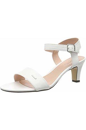 ESPRIT Women's Delfy Ankle Strap Sandals