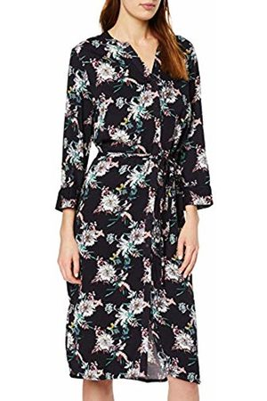 Saint Tropez Women's Woven Dress Below Knee Dress Not Applicable