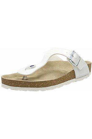 Marco Tozzi Women's 2-2-27400-22 Flip Flops, ( Patent 123)