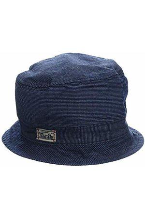 maximo Baby Boys Hut, Jeans, Streifen Sun Hat