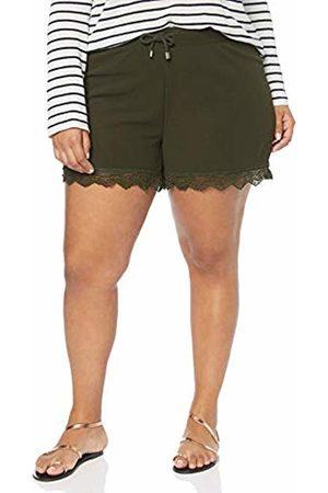 JUNAROSE Women's Jriberis Mw Shorts - S Ivy