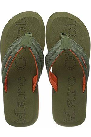 Marc O' Polo Men's Beach Sandal Flip Flops (Oliv 415) 10 UK