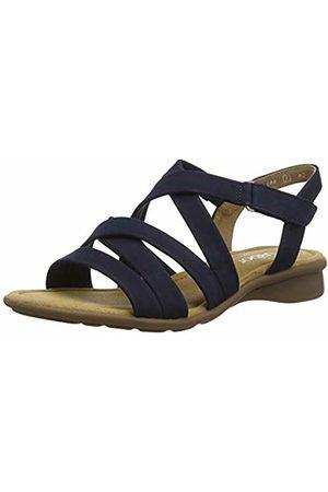Gabor Women's Comfort Basic 26.066.31 Ankle Strap Sandals, ( 36)