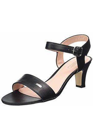 Esprit Women's Delfy Ankle Strap Sandals 001 6.5 UK