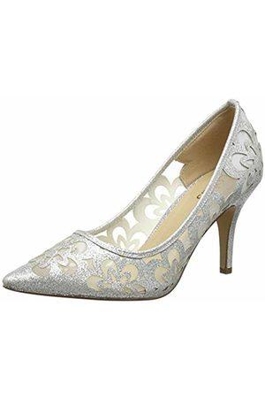 Lotus Women's Sparkle Closed Toe Heels Jj
