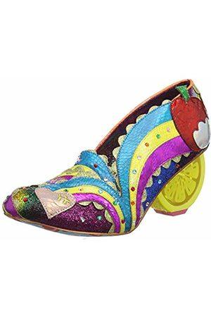 Irregular Choice Women's Sunshine Splash (B128-26/B136-01) Closed Toe Heels Multi A