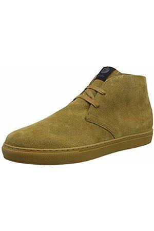 Hudson H Men's Bangor Suede Chukka Boots (Camel 27) 8 (42 EU)