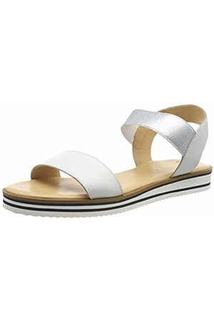 ARA Women's Durban 1214730 Ankle Strap Sandals (Weiss 05) 7 UK