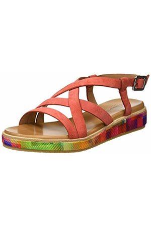 JB Martin Women's Jenifer Sandals, (Ch Vel T Mirage Multi Sunlight)