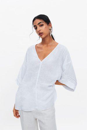 Zara Linen tunic