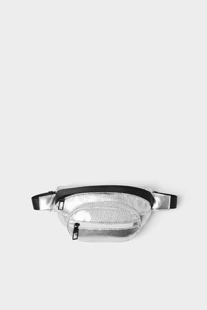 Zara Metallic belt bag