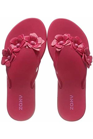 Zaxy Women's Fresh Choice Fem Flip Flops