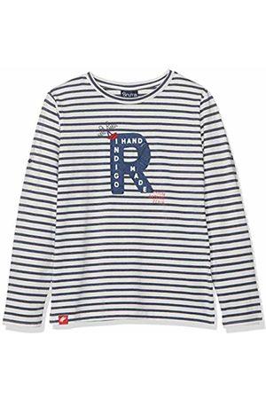 Brums Boy's T-Shirt Jersey Rigata Manica Risvoltabile Kniited Tank Top