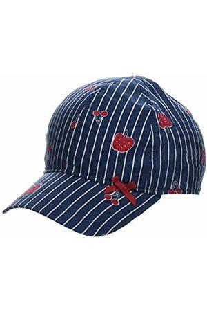 maximo Girl's Basecap \Kirsche\, Mit Schleife Cap