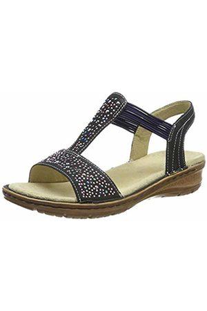 ARA Women's Hawaii 1237205 T-Bar Sandals