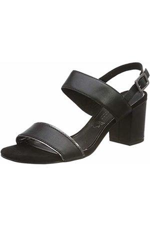 Marco Tozzi Women's 2-2-28335-22 Ankle Strap Sandals Comb 098 7.5 UK