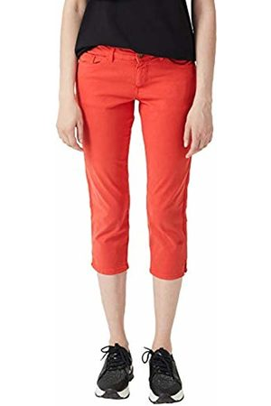 s.Oliver Women's 14.904.76.5313 Trouser, (Brick 2610)