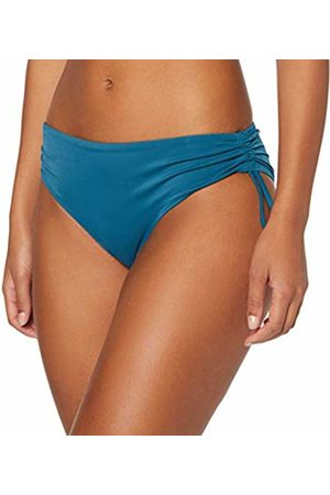 Lovable Women's Embroidery Flowers Bikini Bottoms Not Applicable