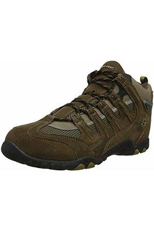 Hi-Tec Men's QUADRA MID WP High Rise Hiking Boots Smokey /Dull 41