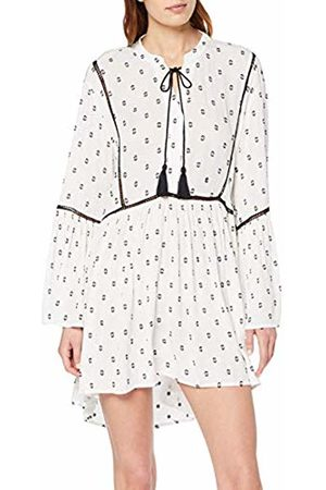 Y.A.S YAS Women's YASGIA Tunic - Fest Dress, Weiß Star