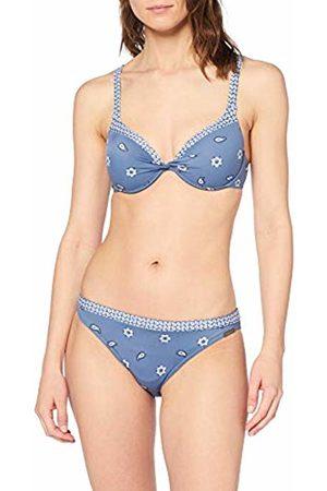 Olympia Women's Luck Bikini (Blau 26) 36C (Size: 40)