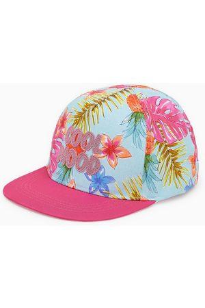 Zara Shiny printed cap