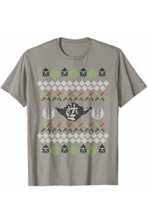 STAR WARS Rebellion Yoda Ugly Christmas Sweater T-Shirt