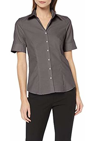 Seidensticker Women's 1/2 Sleeve Shirt Blouse
