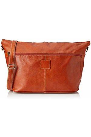 Chicca Tuttoa Women's CBC18427GF22 Top-Handle Bag Marrone (Cuoio)