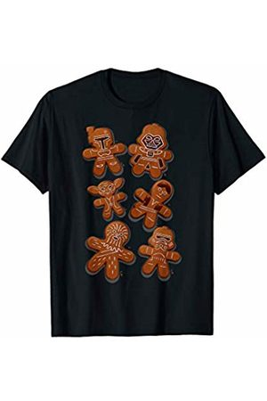 STAR WARS Gingerbread Cookie Characters T-Shirt