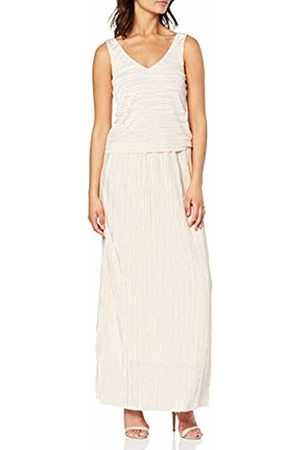 s.Oliver Women's 70.904.81.3178 Party Dress (Bluelovely Peach 0920) 10 (Size: 36)