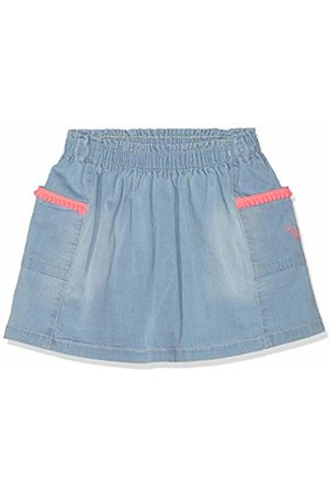 s.Oliver Girl's 53.904.79.5998 Skirt Denim Stretch 53z2