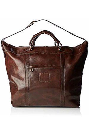 Chicca Tuttoa Women's CBC18547GF22 Top-Handle Bag Brown Marrone (Testa Di Moro)