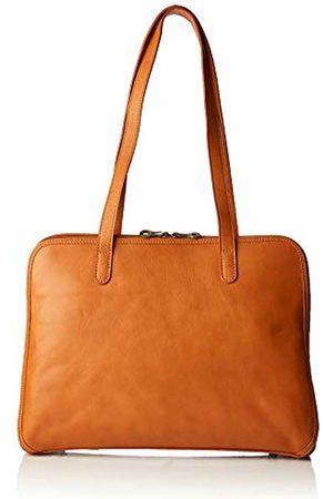 Chicca Tuttoa Women's CBC181937GF22 Top-Handle Bag Marrone (Cuoio)