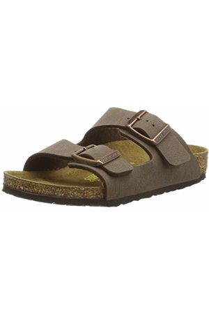 Birkenstock Arizona, Unisex-Child Mules, (Mocca)
