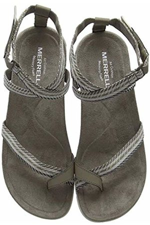 Merrell Women's District Mendi Wrap Sling Back Sandals, Brindle