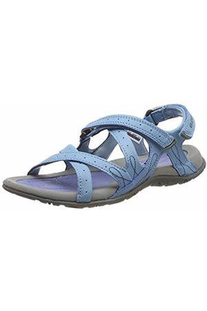 Hi-Tec Women's Waimea Falls Ankle Strap Sandals Flint Stone/Dusty 31