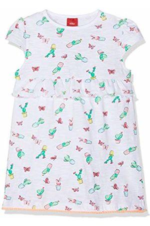 s.Oliver Baby Girls' 65.904.82.2875 Dress, ( AOP A)