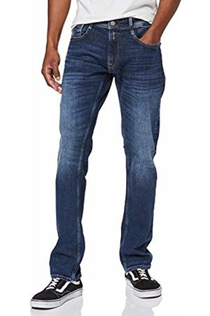 Replay Men's Rob Straight Jeans, (Dark 7)