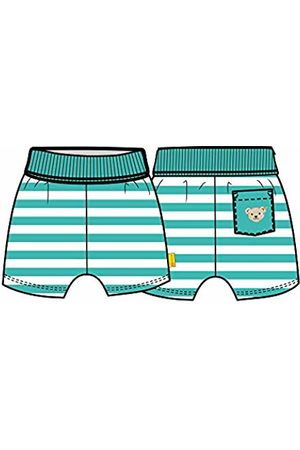 Steiff Baby Boys Shorts Short, (Aqua 5007)