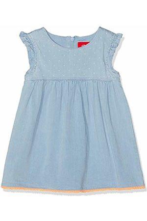 s.Oliver Baby Girls' 65.904.82.2876 Dress, ( Denim Stretch 53z2)