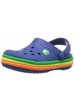 Crocs Crocband Rainbow Band Clog K, Jean