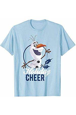 Disney Frozen Olaf Holiday Cheer Christmas Portrait T-Shirt