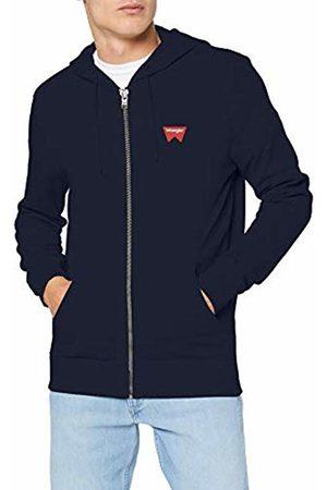 Wrangler Men's Sign Off Zipthru Sweatshirt Not Applicable