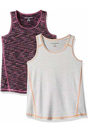 Amazon Girls Tank Tops - 2-Pack Active Tank T-Shirt