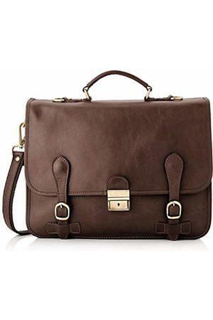 Chicca Tuttoa Women's CBC18958GF22 Top-Handle Bag Brown Marrone (Testa Di Moro)