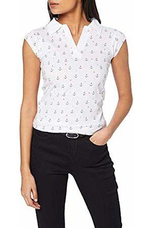 Inside Womens S94895650 Polo Short Sleeve Polo Shirt - - S